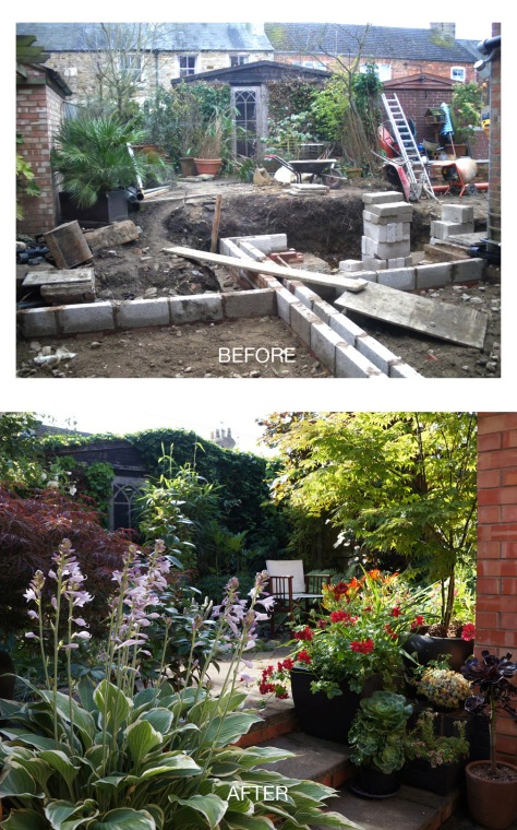 Builders before&after