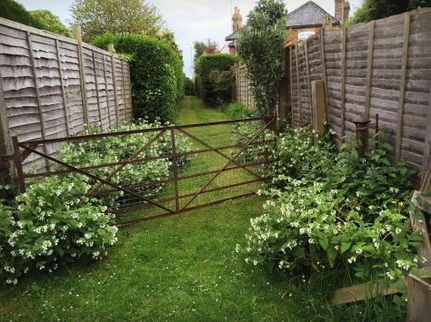 Plot gate
